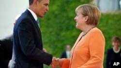El presidente de EE.UU., Barack Obama, dijo que no permitiría que acusaciones de espionaje, dañaran su relación con el gobierno de Angela Merkel.