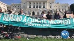 Climate Change Campaign Continues Despite Criticism