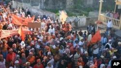Kampeni ya uchaguzi visiwani Comoros