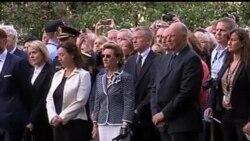 2012-07-22 美國之音視頻新聞: 挪威悼念大屠殺事件一週年