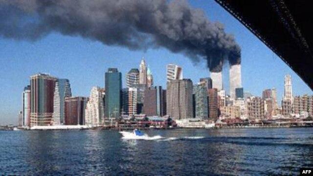 Наполитано теракты 11 сентября