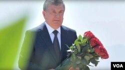 Muvaqqat Prezident Shavkat Mirziyoyev