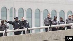 Të shtëna me armë në ndërtesën e Pentagonit