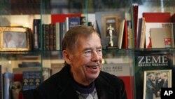 Vaclav Havel era um fumador inveterado