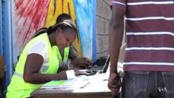 Mass Voter Registration Drive Kicks Off in Kenya