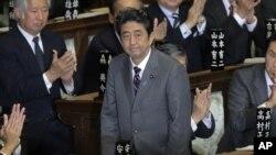 Новый премьер Японии Синдзо Абэ
