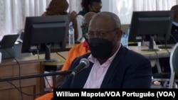 Renato Matusse, antigo assessor do ex-Presidente moçambicano, Armando Guebuza