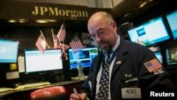 MARKETS-STOCKS/bolsa, banco