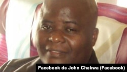 John Chekwa, jornalista moçambicano