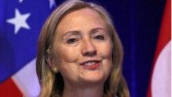 La secretaria Clinton recibirá a sus colegas del G-8 previo a la Cumbre de presidentes de Camp David.
