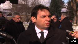 Aleksander Vulin, shef i zyrës serbe për Kosovën