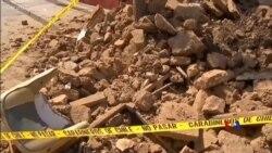 2019-01-21 美國之音視頻新聞: 智利6.7級地震造成兩人死亡