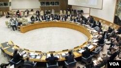 Los miembros no permanentes del Consejo de Seguridad son electos de manera alterna cada dos años.