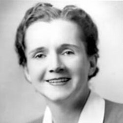 Rachel Carson, 1907-1964: Environmentalist and Author