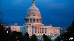 امریکی کانگریس کی عمارت، فائل فوٹو