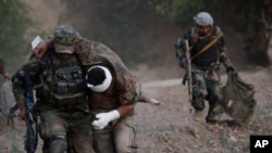 Sojojin Afghanistan