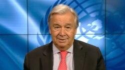 Antonio Guterres suggère un dialogue en RDC