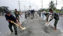 سيلاب دو سوم خاک تايلند را فراگرفته است