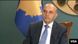 Premijer Kosova Isa Mustafa (arhivski snimak)