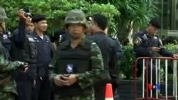 """2014-06-01 美國之音視頻新聞: 美國譴責泰國軍政府""""民主倒退"""""""