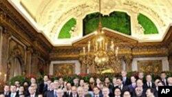 벨기에 브뤼셀에서 열린 제 8차 아시아 유럽 정상회의