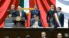 Andrés Manuel López Obrador asume como nuevo presidente de México