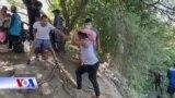 Mỹ trục xuất di dân tại biên giới, nhiều người chạy sang Mexico