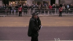 Crowds Bid Farewell to Former PM Thatcher