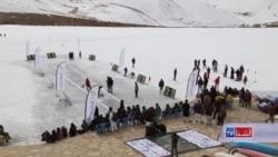 جشنوارۀ ورزشهای زمستانی بامیان