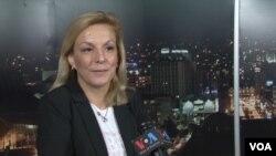Senka Vlatković-Odavić, novinarka Insajdera