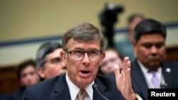 Joseph Maguire, direktè pwovizwa Ajans Federal Enfòmasyon Sekrè ameriken an.
