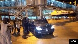 Aisha Buhari's Arrival 6