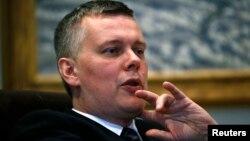Министр обороны Польши Томаш Симоняк