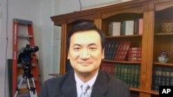 台湾新闻局长杨永明