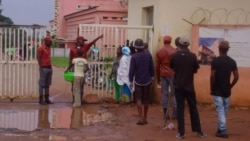 Autoridades sanitárias reforçam atendimento em Malanje - 2:23