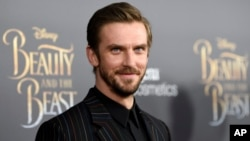 "Actor Dan Stevens attends a special screening of Disney's ""Beauty and the Beast"" at Alice Tully Hall, March 13, 2017, in New York."
