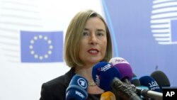 Frederica Mogherini, visoka predstavnica EU