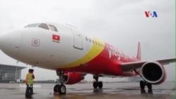 Phi trường Đà Nẵng chào mừng vị khách thứ 5 triệu trong năm 2014