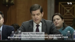 Слухання щодо енергетичної незалежності України: США глибоко помиляємось щодо масштабу загрози Україні. Відео