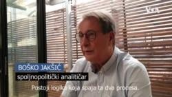 Spoljno politički komentator Boško Jakšić o vezi sastanka u Vašingtonu i formiranja Vlade Srbije