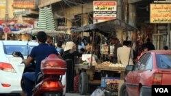 Tại một số khu vực ở Đông Mosul, tiến trình phục hồi có vẻ hứa hẹn hơn