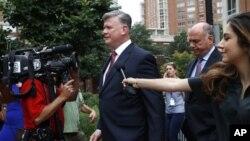 ABŞ prezidenti Donald Trampın keçmiş kampaniya meneceri Pol Manafort