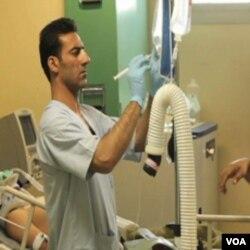 Sve više Afganistanaca samostalno može pružati medicinske usluge u Vojnoj bolnici u kandaharu