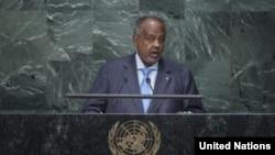 Ismael Omar Guelleh, president de Djibouti