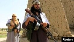 Бойцы движения Талибан (архивное фото)
