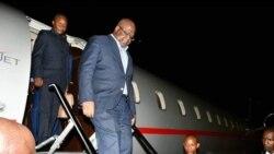 Valéry-Giscard Kusema sur la visite de Tshisekedi à Washington ?