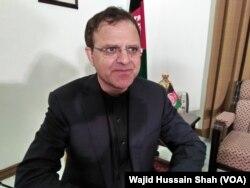 Dubes Afghanistan untuk Pakistan Dr Omar Zakhilwal (Foto:dok).