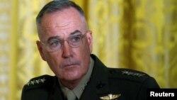 Jenderal Joseph Dunford, Ketua Kepala Staf Gabungan Angkatan Bersenjata AS