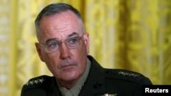 ABD Genelkurmay Başkanı Org. Joseph Dunford