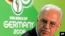 Franz Beckenbauer, Umudagi kirangiranwa mu mupira w'amaguru